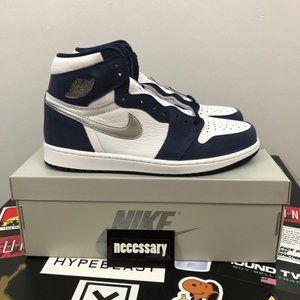 Nike Air Jordan 1 Retro High OG COJP Midnight Navy
